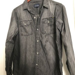 Lucky Brand Kids denim shirt